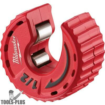 "Milwaukee 48-22-4260 1/2"" Close Quarters Cutter New"