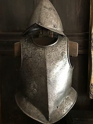 Spanish Breast Plate and MorionHelmet  ECW 17th Century