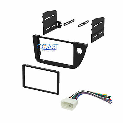 PLANET AUDIO CAR Radio Stereo Dash Kit Wiring Harness for ... on