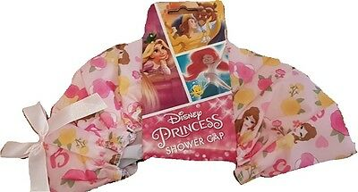 DISNEY Princess shower cap hair wrap towel turban turbans wraps caps Belle
