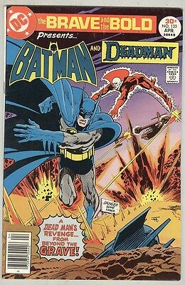 Brave and the Bold #133 April 1977 VG/FN Deadman