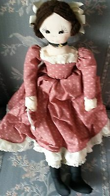 Collectable Hand Made Rag Doll
