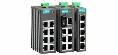 MOXA EDS-208 | Unmanaged Industrial Ethernet Switch