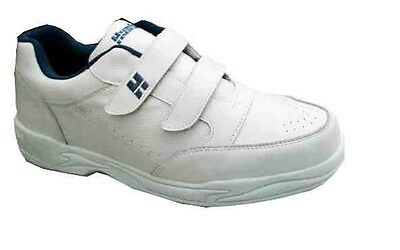 Extra Wide Hunter Bondi Men's Velcro Fix Bowls Shoes