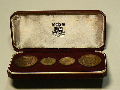 Jersey 1966 4 Coin Proof Set #6504