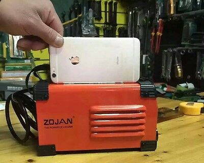 Mini Handheld MMA Welder AC 220V Output 20-250A Inverter ARC Welding Machine Y