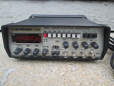 BK Precision 3022; 2 MHz Sweep/Function Generator w/ orgnl box
