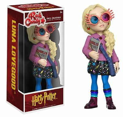 Funko Rock Candy - Harry Potter Luna Lovegood Vinyl Collectible Figure