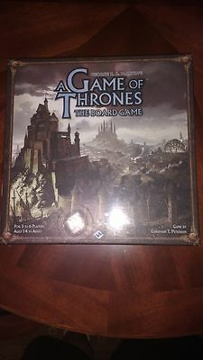 Game of Thrones The Board Game 2nd Edition (NEW)