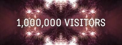 1,000,000 Visitors/views For Your Site, Alexa / Adsense Safe+Cheap Package