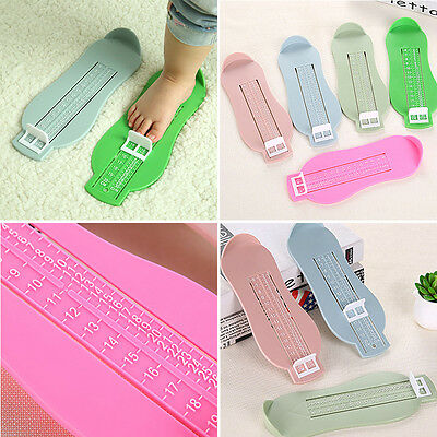 Hot Sale  Device Baby Foot Toddler Shoe Infan Measure Tool Hot Child Ruler Size