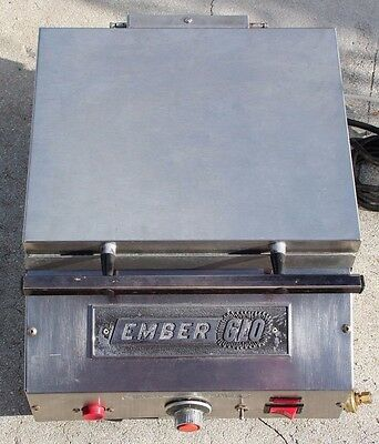 Ember Glo Emberglo - Food Steamer Cooker Warmer!!! FREE SHIPPING!!!