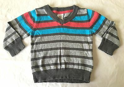 Boys Baby Charlie & Me Cute Jumper Sweater Jersey Shirt Top 6-12Mths