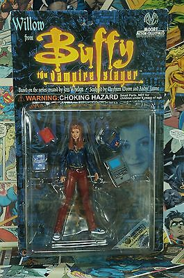 Buffy the Vampire Slayer Action Figure Willow from Moore Action Collectibles
