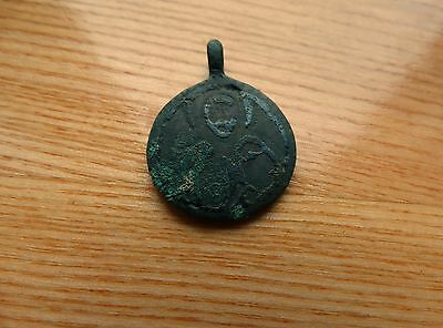 Perfect Viking Age  neck pendant .  ca 10-12 century AD.Kievan Rus. Viking.