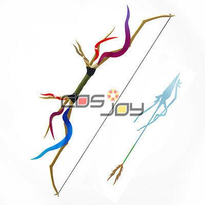 """59""""  Xerneas's Bow and Arrow Cosplay Prop -1645"""