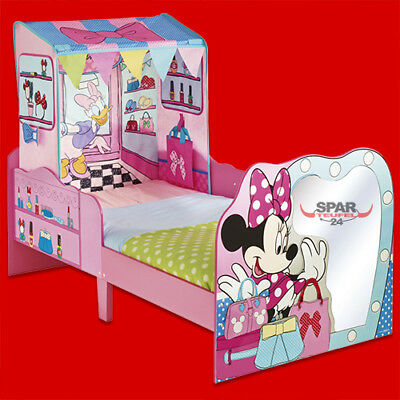 Disney Minnie Mouse Kinderbett Bett Kinder Möbel Regal Kindermöbel Kinderzimmer