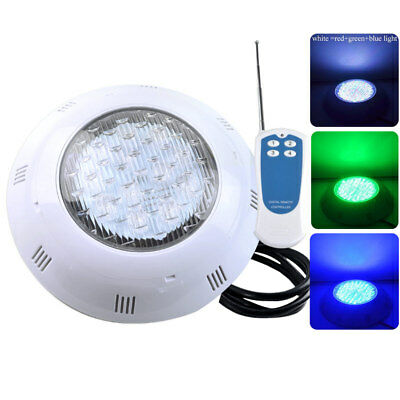 Small Size 18W 2835 SMD 252leds RGB LED Underwater Pool Light for Fountain Pond