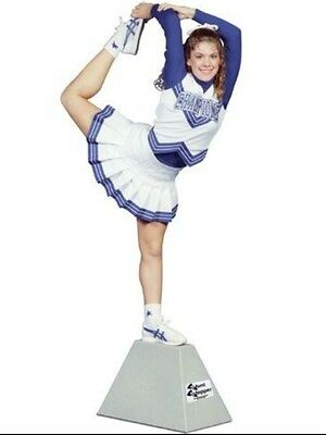 Cheercool Cheerleading Stunt Stepper / Stand For Flexibility Balance Strength