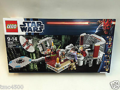 New Sealed LEGO Star Wars Palpatine's Arrest 9526 *** LAST ONES IN STOCK***