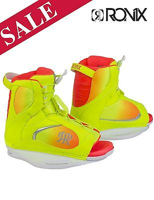 NEW Ronix Luxe Ladies Wakeboard Bindings UK 5.5-8, US 8-10.5 RRP £199 SAVE £££