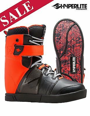 NEW Hyperlite Process System Wakeboard Boots US 10 UK 9 SAVE 30%