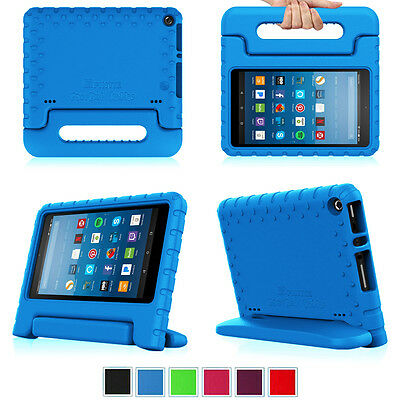 Shock Proof Case Handle Cover for Amazon Fire HD 8 8th Gen 2018 / 7th Gen 2017