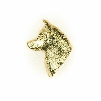 SIBERIAN HUSKY Made in U.K Artistic Style Dog Clutch Lapel Pin Collection 22ct