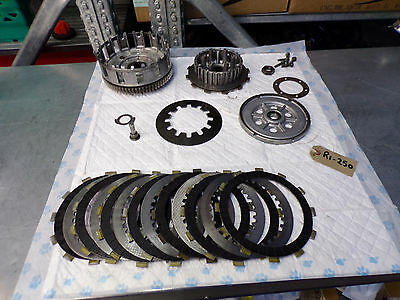 Yamaha R1 4XV Clutch assembly basket plates complete FREE UK POST R1 250