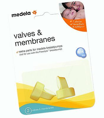 Medela Breastpump Replacement Valves and Membranes  **FREE DELIVERY**