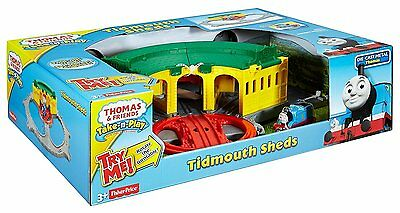 Thomas & Friends - Take 'n' Play - Tidmouth Sheds play set 2017