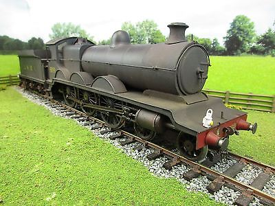 7mm Finescale O Gauge Kit / Scratch Built Robinson LNER 4-6-0 '6098'