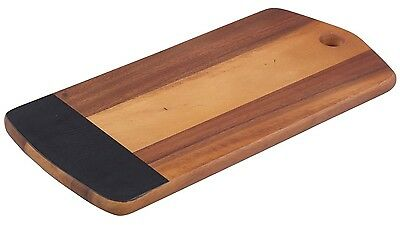 Davis & Waddell Acacia Wood 37cm Chalk Serving Board