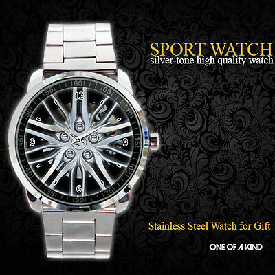 Suzuki Kizashi Sport Wheels Sport Metal Watch
