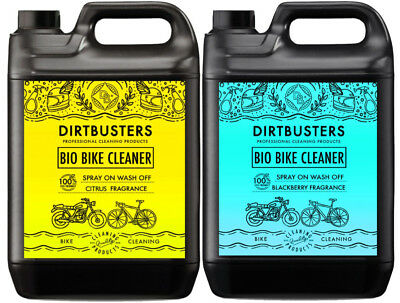 Bio Bike Bicycle Cleaner Motorcycle motorbike motor cycle Cleaning 10L