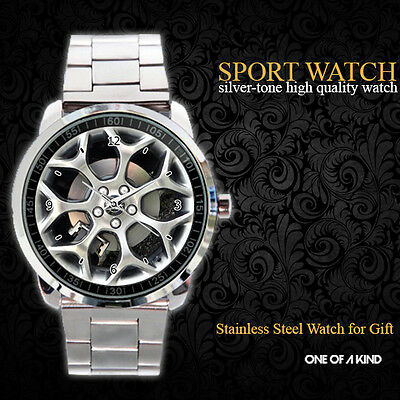 2015 Chrysler 300S Wheel Sport Metal Watch