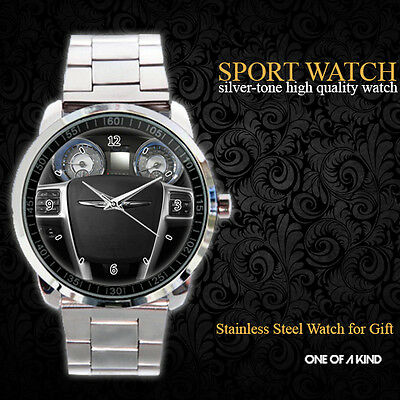 2013 Chrysler 300 Sedan Base 4dr Rear Steering Wheel Sport Metal Watch