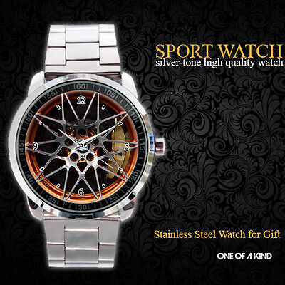 2015 Bmw M4 Gts Concept Wheels Sport Metal Watch