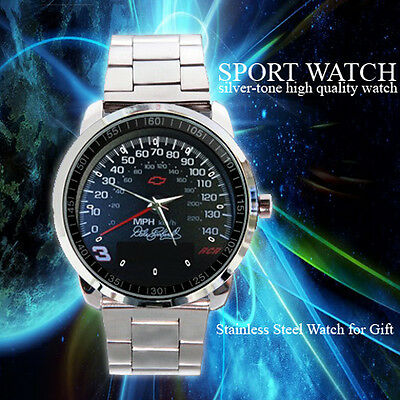 2002 Chevrolet Monte Carlo Speedometer Sport Metal Watch