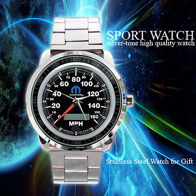 Mopar Performance Speedometer Sport Metal Watch