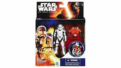 Star Wars The Force Awakens Armour Pack Figure with Size of 3.75""
