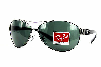 Ray Ban Sonnenbrille/Sunglasses Incl Etui RB3386 004/71 63[]13 3N # *