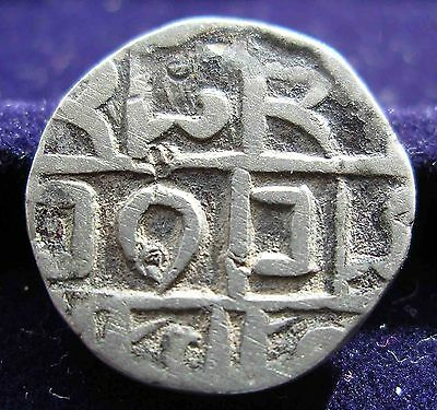 1.8mm Silver Indian or Afghan coin