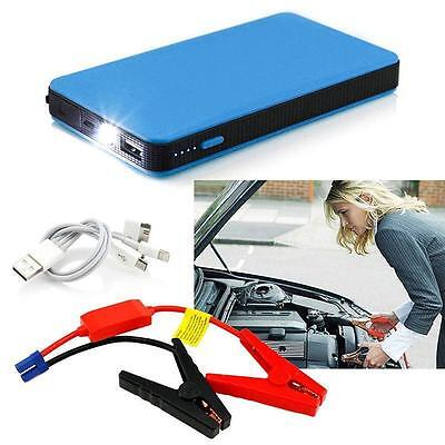 Jump Starter Pack Booster Charger Battery Portable 12V 20000mAh Car  Power Bank