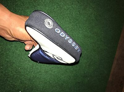 Odyssey Girls Putter Headcover Blade - Fits Every Putter Taylormade Scotty Ping