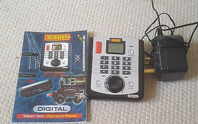 Hornby R8213 Select Digital Speed Controller + Ac Adapter