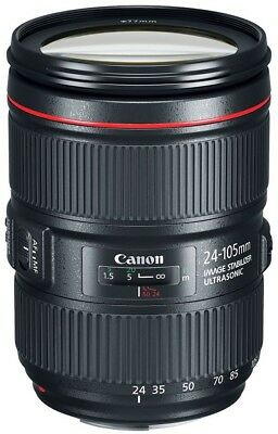 Canon EF 24-105mm 1:4,0 L IS USM II