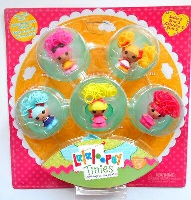 Lalaloopsy Tinies Serie 3 Now with Hair MGA