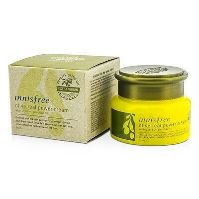 Innisfree Olive Real Power Cream 50ml Womens Skin Care