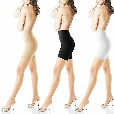 20afa720b6296 New Ladies Seamfree Bum Tum   Thigh Shaper Short Firm Control Slimming  Underwear